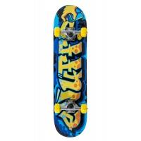 Enuff - Graffiti II Yellow Junior Complete Skateboard