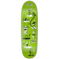 Creature - Powerply Free For All Skate Deck 9.25in