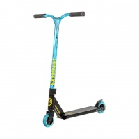 Grit Scooters - Extremist Vapour Blue Black Complete Scooter
