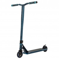 Grit Scooters - Elite XL Black Blue Complete Scooter