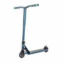 Grit Scooters - Elite XL Black Blue Complete Scooter
