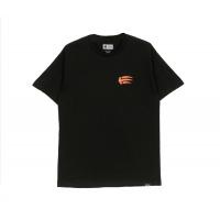 Etnies - T-Shirt Joslin Black and Orange