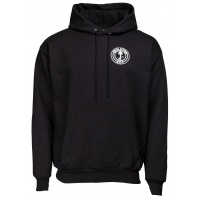 Skeleton Key  - Factory Dot Logo Skate Hoodie