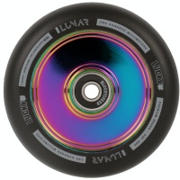 Lucky Scooters - Lunar 100mm Neochrome Hollow Core Wheel
