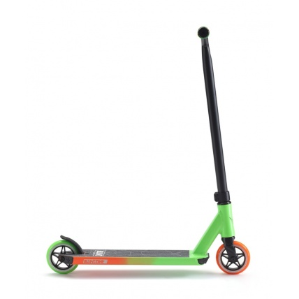 Envy One S3 Orange and Green Complete Scooter