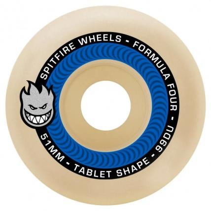 Spitfire Formula Four Tablet 99A Skate Wheels