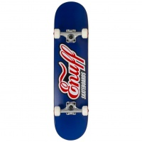 Enuff - Classic Logo Complete Skateboard Blue 7.75