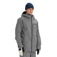Burton - Radial Bog Heather GORE-TEX Insulated Mens Snow Jacket