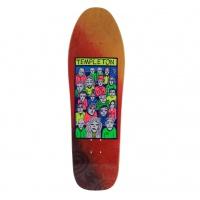 New Deal  - Templeton Crowd Multi Skateboard Deck 10.13