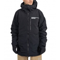 Burton - Peasy True Black Mens Snowboard Jacket