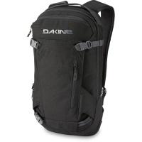 Dakine - Heli Pack 12L Technical Backpack Black 2021