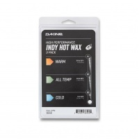Dakine - Indy Hot Wax 3 Pack Iron on Wax (Warm All Cold)