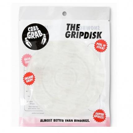 Crab Grab Grip Disc Clear Stomp Pad
