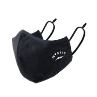 Mystic - Brand Mask Black 2.0 Facemask