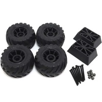 Platipus - XT ATV Skateboard Wheels Off Road Kit