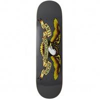 Anti Hero Skateboards - Classic Eagle 8.25 Grey Deck