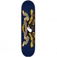 Anti Hero Skateboards - Classic Eagle 8.5 Blue Deck