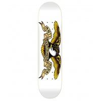 Anti Hero Skateboards - Classic Eagle 8.75 White Deck
