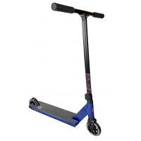 District - Titus Complete Scooter in Blue and Black