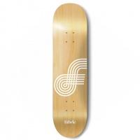 Fabric - Looping Natural 9.0 Skateboard Deck