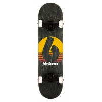 Birdhouse - Complete Stage 3 B Logo Black Sunset 8.0in