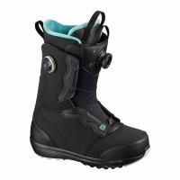 Salomon - Ivy BOA SJ BOA Black Womens Snowboard Boots