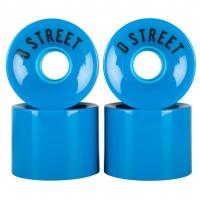D Street Longboards - 59 Cent 78a Cruiser Longboard wheels 59mm
