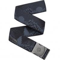 Arcade Belts  - Ranger Navy Black Open Range Elastic Belt