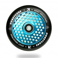 Root Industries - Honey Core 110mm Black and Blue Scooter Wheel