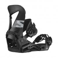 Salomon - Hologram Black Snowboard Bindings