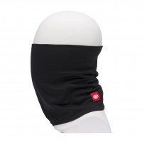 686 - Black Double Layer Face Warmer