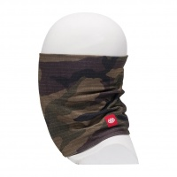 686 - Dark Camo Double Layer Face Warmer