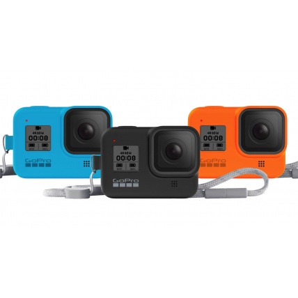 GoPro HERO8 Black Sleeve & Lanyard Colours