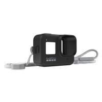 GoPro - HERO8 Black Sleeve & Lanyard