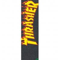 MOB Griptape - Thrasher Mag Yellow Orange Flame