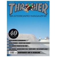 Thrasher - Magazine 40 Year Jan 2021