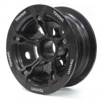 Trampa - Phatlads Hub Black Mountainboard Wheel