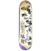 Heroin Skateboards - Frank Shaw Apocalypse 8.625 Deck
