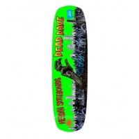 Heroin Skateboards - Dead Dave Double Shovel Deck 9.0