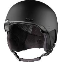 Salomon - Brigade Black Unisex Snowboard Snow Helmet