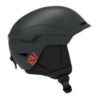 Salomon - Quest Grey Unisex Snowboard Snow Helmet