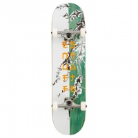 Enuff - Cherry Blossom Complete Skateboard White 8.0