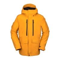 Volcom - Ten Ins Gore-Tex Jacket Snowboard Jacket Gold