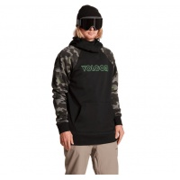 Volcom - Hydro Army Riding Ski Snowboard Hoodie