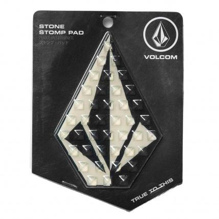 Volcom Stone Stomp Pad Snowboard Plastic Black