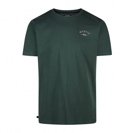 Mystic The Zone Tee Mens Cypress Green