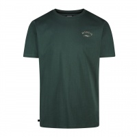 Mystic - The Zone Tee Mens Cypress Green