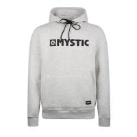 Mystic - Brand Hoodie Sweat Ashpalt Melee