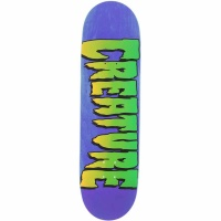 Creature - Logo Stump 8.25 Skateboard Deck