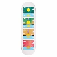 Real - Silva Sunset Full SE 8.38 Skateboard Deck
